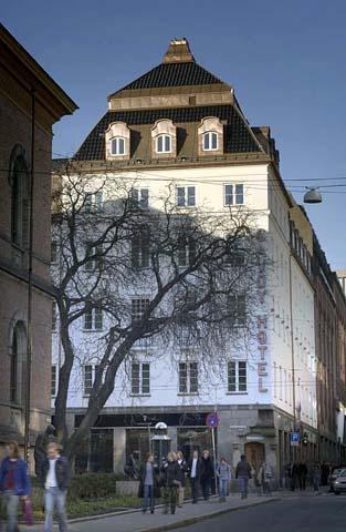 Clarion Collection Hotel Savoy exterior
