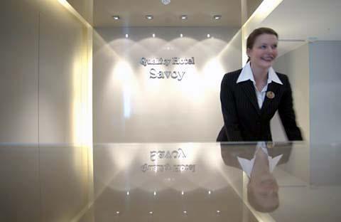 Clarion Collection Hotel Savoy Restaurant