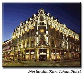 Best Western Karl Johan Hotell exterior