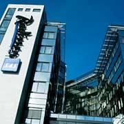 Radisson Blu Hotel Nydalen exterior