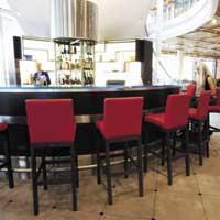 Radisson Blu Plaza Hotel reception