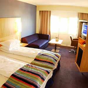 Radisson Blu Plaza Hotel Bedroom