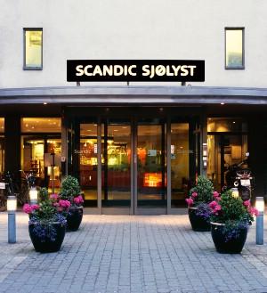 Scandic Sjolyst Restaurant
