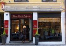 Thon Hotel Astoria exterior
