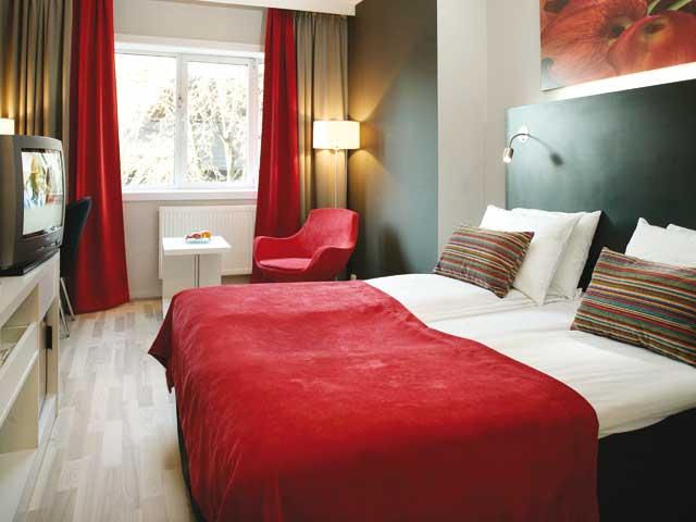 Thon Hotel Europa room